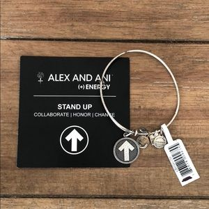 NWT Alex and Ani Stand Up To Cancer 🆕